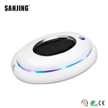 Factory Price Ionizer USB Connected HEPA Mini Car Air Purifier / Filter