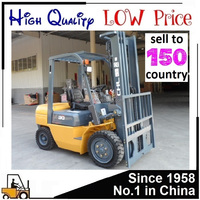 New Forklift Price Of Loading 2.5/3/5/7/8/10 Ton With Diesel Electric Motor