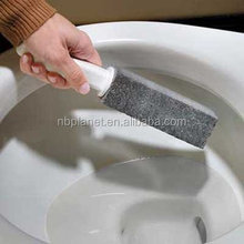 Pumice Toilet Bowl Ring Remover and Toilet pumice brush