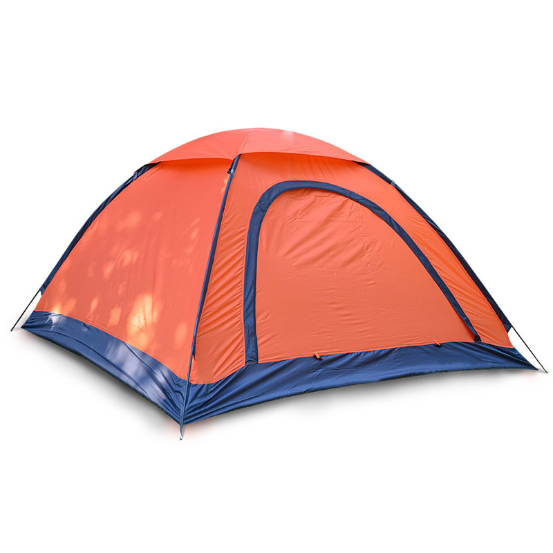 2-3 person double Outdoor Camping tent Family Tents Outdoor Camping Waterproof 3 Season folding tent