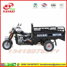 KV200ZH-C black KAVAKI MOTOR cargo tricycles for cargo