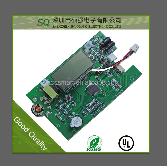HQ right angle pcb mount connector/ 3d x ray pcb inspection/air conditioner control pcb board