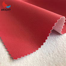 China supplier eco leather fabric nap cloth definition