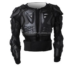 Off-Road Dirt Bikes Black & Red Motocross Protection body armour