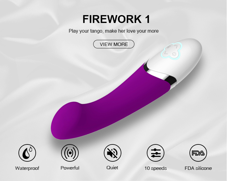 Amazon Rank 10 G-spot Massager Sex Toy for Women 10 Speed Vibration