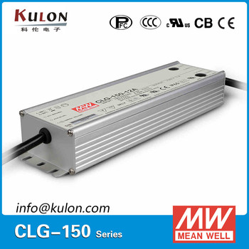 MEANWELL POWER SUPPLY CLG-150-20 20V High Efficiency PFC Waterproof LED Driver