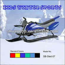 Kids Cheap Snow Bike Sled Free Shipping