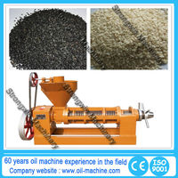 The king quality sesame oil press machine