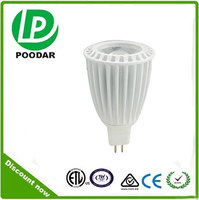 China hot sell spot light GU5.3 6W led spot light with good price from shenzhen