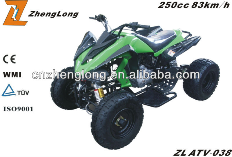 2015 new design 250cc jinling atv