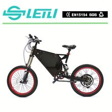 OEM Cheap Green Power Electric Mountain Bike Electric Motorcycle