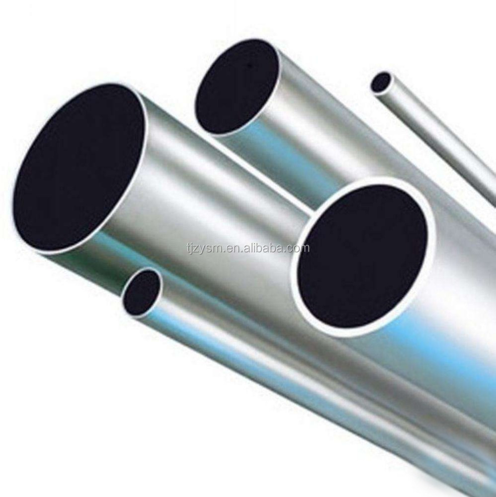 AISI 304 2mm thickness small diameter stainless steel capillary pipe