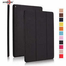 Hot sales Leather PU Smart Cover For iPad Pro, Ultra Slim Auto Wake up/Sleep Function