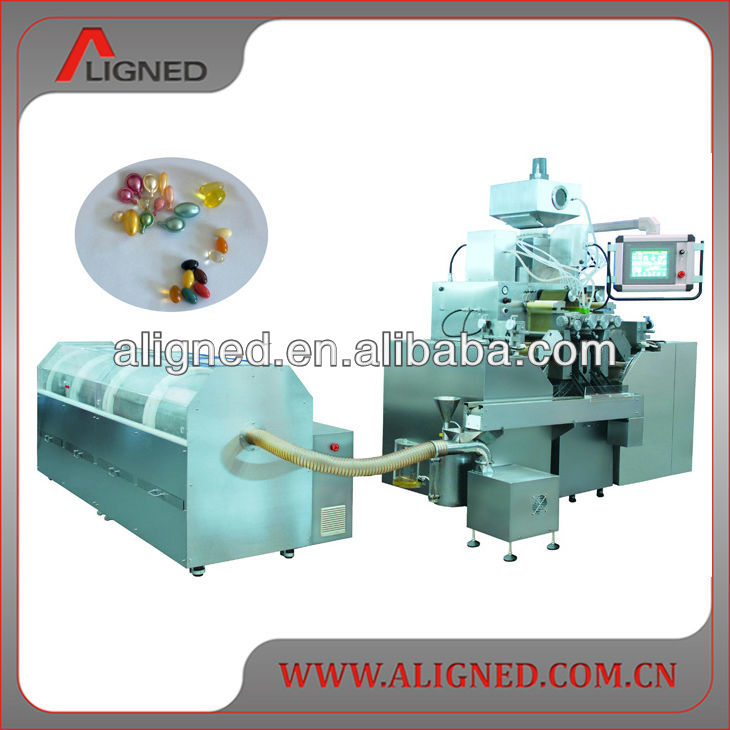 YWJ182-P Soft Gelatin Encapsulation Machine soft gel capsule machine