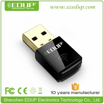 much cheaper wifi dongle ethernet wireless card docomo 300Mbps IEEE802.11B/G/N EDUP REALTEK 8192CU
