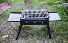 High quality outdoor charcoal korean bbq grill tables
