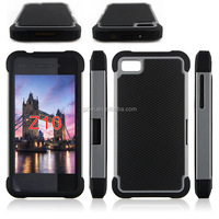 Hot selling and triple defender Heavy duty case for Blackberry Z10