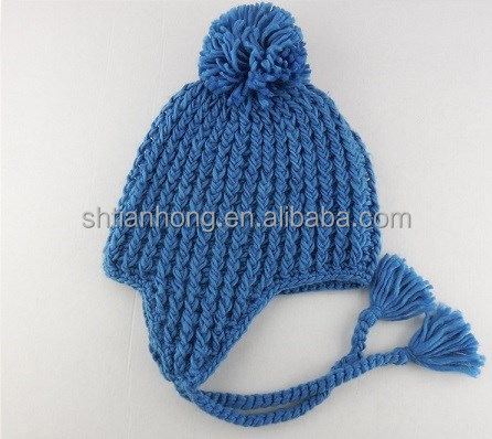 high quality fashion kids winter hat
