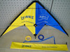 China Weifang customized dual line promotional stunt kite