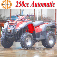 NEW 250cc atv quad bike with Automatic shaft drive quality Assured sales quad