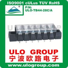 Hot Selling Free Samples pitch 16.0mm barrier terminal block With 025 From ULO