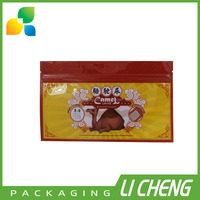 High quality and custom printed resealable plastic bags
