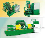 tire building machine waste tire recycling machine