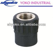 2014 factory price high quality PE pipe fitting Plastic Tubes industrial barbell
