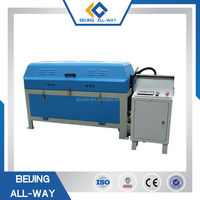 Steel bar thread adjustable cutting machine