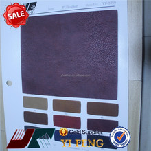 PU leather for tub chair