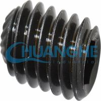 china supplier environmental 6061 cap hexagon aluminum set screw