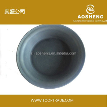 Aosheng heavy truck parts chassis parts brake system after cup brake cup Air brake diaphragm