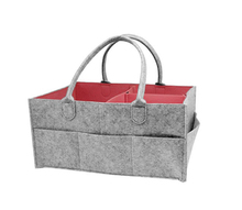 UK / 2018 Diaper Caddy / Foldable / NEW ARRIVAL /Target / Orange / Canvas