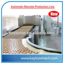 Automatic cookies and cracker biscuits production line