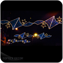 Diwali outdoor decoration lighting lighted christmas hanging stars decoration