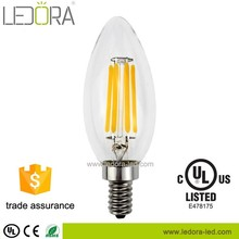 2016 New Hot Search edison bulbs C35 led light bulbs lamps E12 E14 B15 E27 E26 B22 edison bulbs