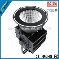 5 years warranty Meanwell driver ip65 high quality 400w outdoor light led high bay