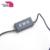 Plastic nylon cord loop logo on snap lock pin seal tag for bags