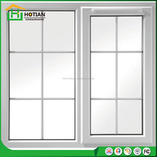 Cheap price of aluminium sliding window grill design with AS2047