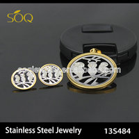316 stainless steel antique jewelry
