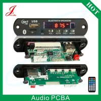 China Factory Price bluetooth audio system circuit board decoder mp3 in car