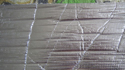 raw material aluminum foil Aluminum Foil Air Bubble Thermal Insulation Materials