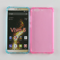 alpha design collision avoidance antiskid cell phone skin for BLU VIVO 5 case