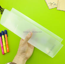Chinese Supplier High Quality Transparent Plastic Colorfu A4 File Folder
