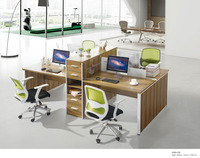newest series hot sale modern staff workstation office furniture
