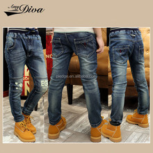 High quality men jeans wholesale menl jeans trousers new model jeans pants for kids