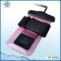 2014 newest waterproof case for iphone5c with card