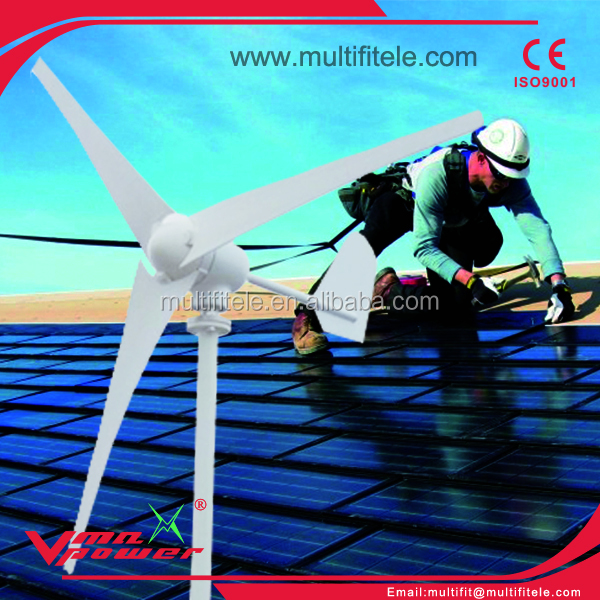 48V96V120V AC 5KW wind turbine price wind power generator wind generator plant