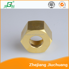 Wholesale brass material countersunk hex insert nut
