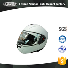 Fresh ABS Shell DOT ECE open face Helmet stylish double visor full face motorcycle helmet